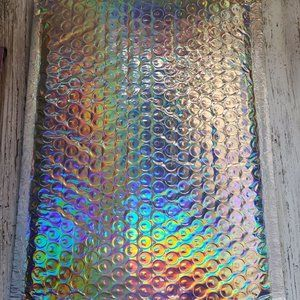 Bubble Mailers - Holographic - 20 ct